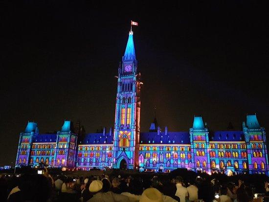 Parliament Hill: Luglio 2017