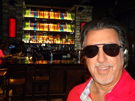 Brentwood, TN: ROSARIO CASSATA AT THE BAR IN FIREBIRDS IN NASHVILLE TENNESSEE