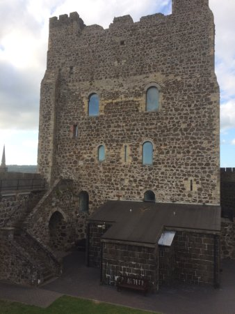 Carrickfergus Castle: photo4.jpg