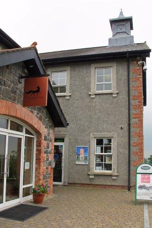 Craigavon, UK: Restaurant entrance.