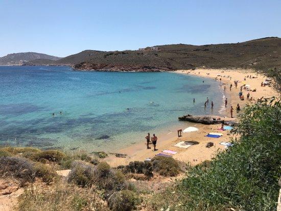 Agios Sostis Beach: Praia 2
