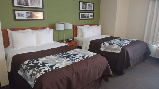 Bedford Park, IL: Sleep Inn Midway Airport