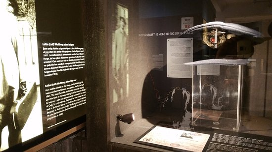 Jødisk Museum i Oslo: survivor's tale