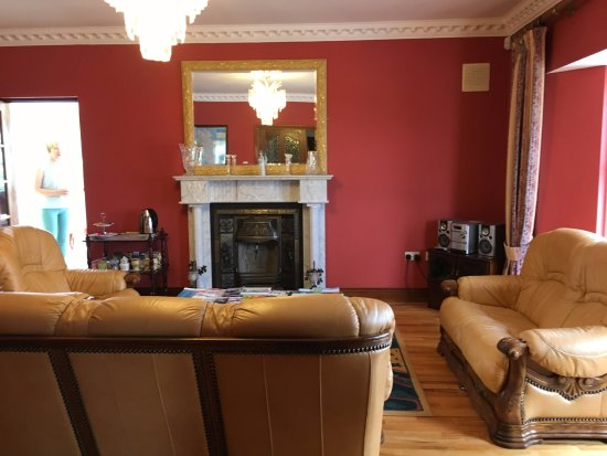 Ballybunion, Irlanda: Living Room