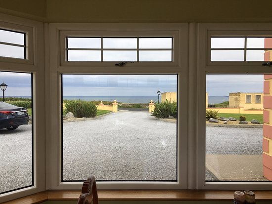 Ballybunion, Irlanda: View from Dining Room