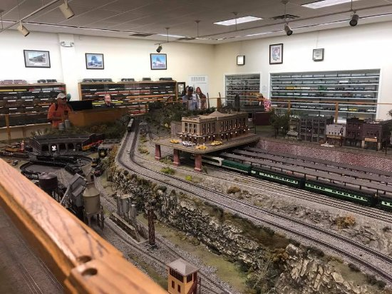 Great Smoky Mountains Railroad : Train Museum