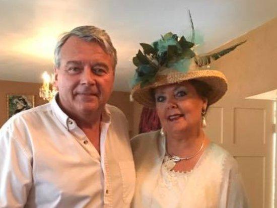 Bellwood, PA: Owners George and Pamela Wertman