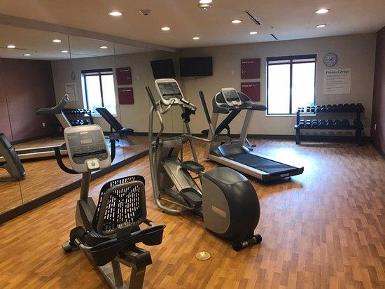 Kyle, TX: Fitness Center