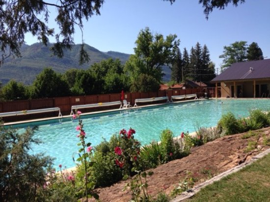 Durango Hot Springs >> The Large Pool Is Not Spring Fed And Is Fun For Everyone