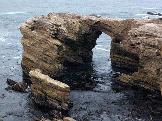 Los Osos, CA: Rock Structures