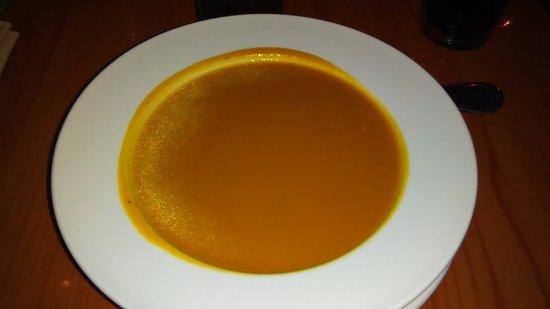 Clayton, NC: Butternut Squash Bisque