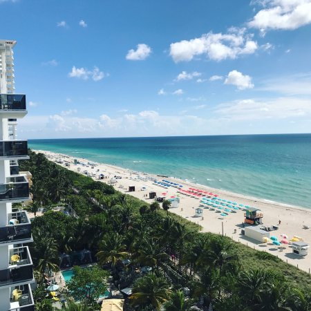 Cadillac Hotel Beach Club Autograph Collection Courtyard Miami Oceanfront