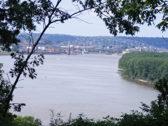 The city of Dubuque.