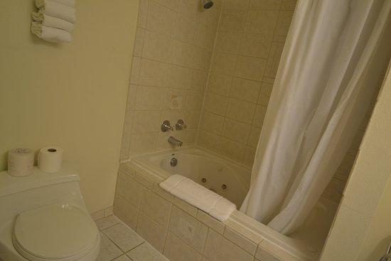 Yellowstone Country Inn: great bathroom
