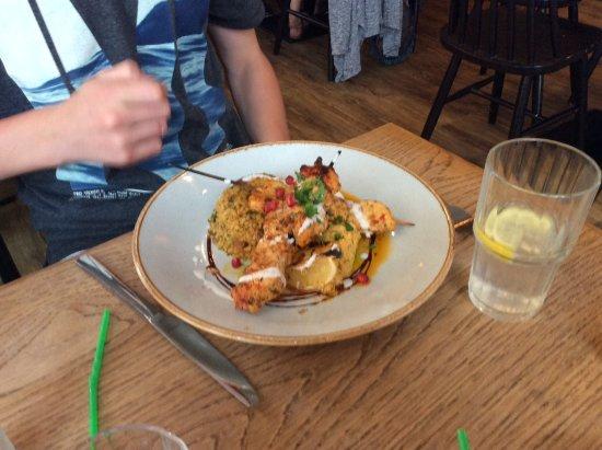 Souk Kitchen Southville: Chicken
