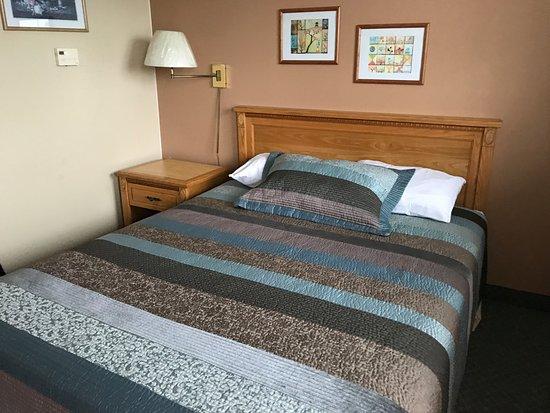 Jacksonville, Canada : Chambre avec deux lits