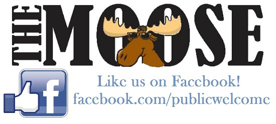 Lindsay, Canada : Like us on Facebook for the latest news and updates from The MOOSE!
