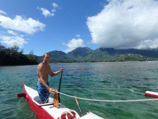 Island Sails Kaua'i: Trevor