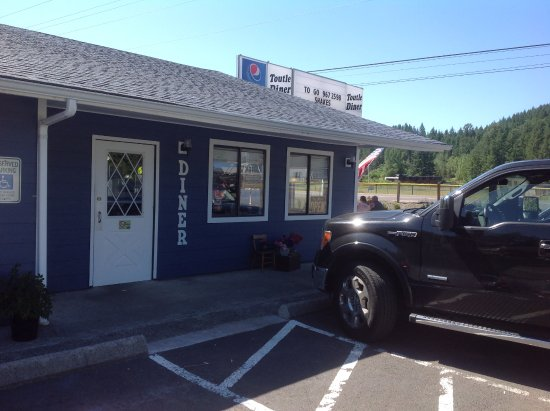 Toutle, WA: Front of House