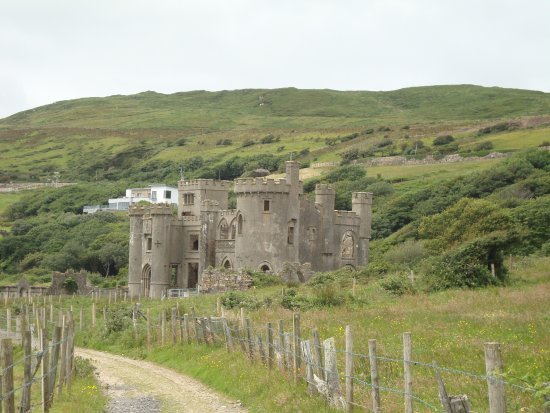 Clifden Castle : the Castle