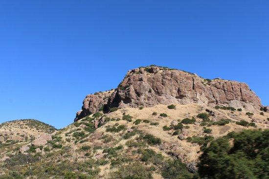 Thousand Oaks, CA: Mountain Terrain
