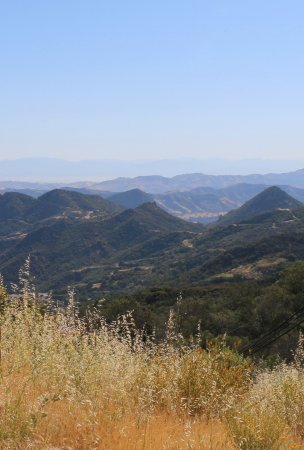 Thousand Oaks, CA: View from the top