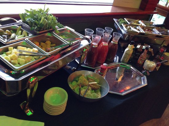 Alexandria, MN : Saturday/Sunday 11-3 Bloody Mary Bar