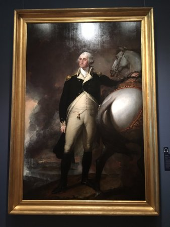 Museum of Fine Arts: Over 10 feet tall, these iconic American paintings are everywhere.