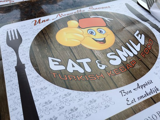 Etterbeek, Belgium: Eat and smile