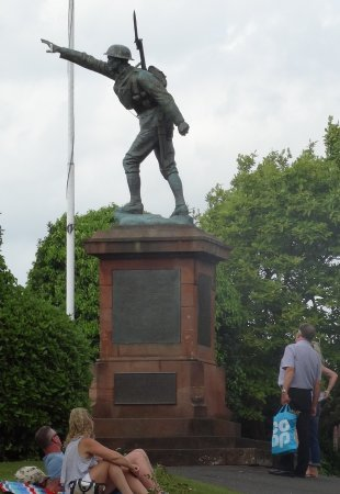 Bridgnorth War Memorial