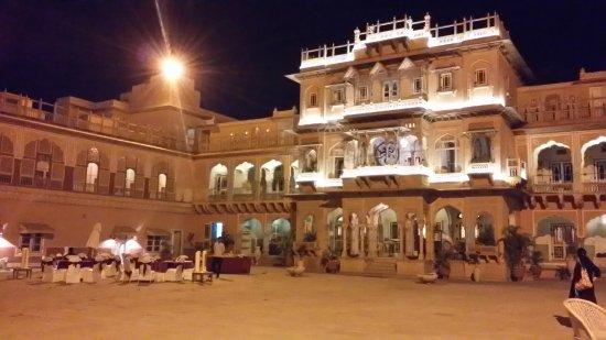 Chomu Palace Hotel Photo