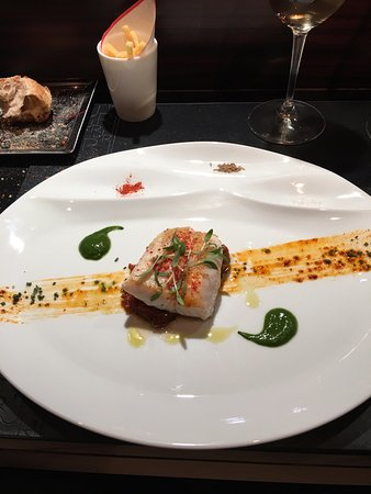 part of chef's tasting