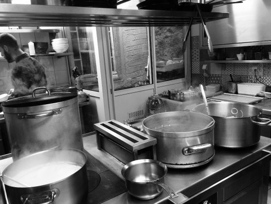La Source : En cuisine