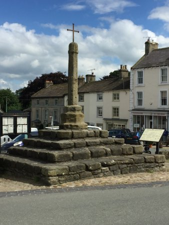 The Market Cross Middleham