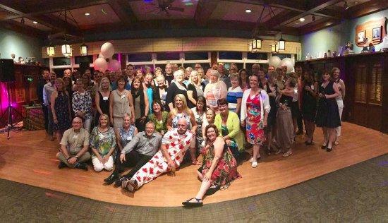 Oak Bay, Kanada: Best Reunion ever!