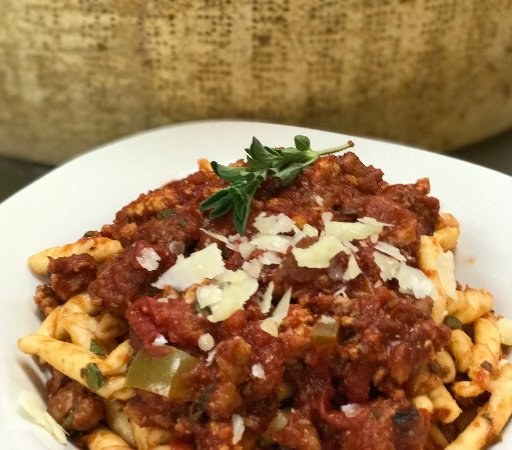 Canyon Breeze Restaurant: Turkey Bolognese
