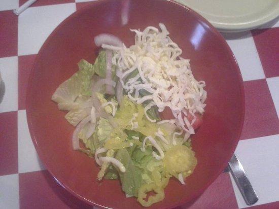 Deming, NM: standard salad