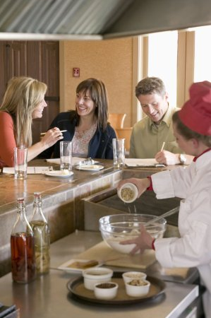 Canyon Breeze Restaurant: Cooking Classes