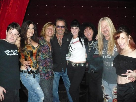 With The Owners Of Vampd Danny Korie Koker Friends Picture Of