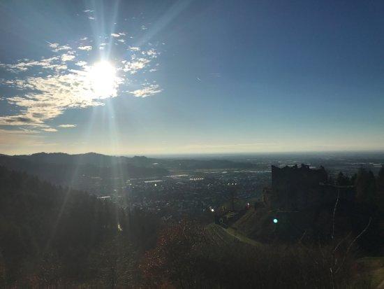 Oberkirch, Germania: Blick über die Ortenau