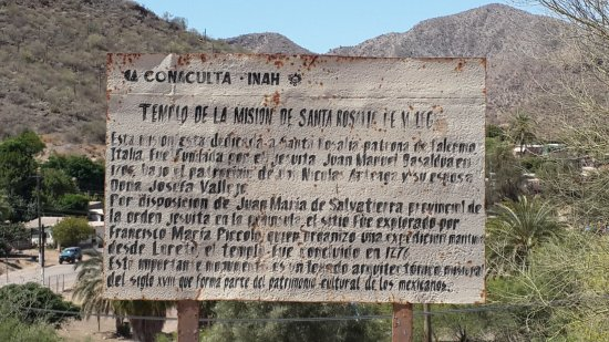 Foto de Mission Santa Rosalia de Mulege