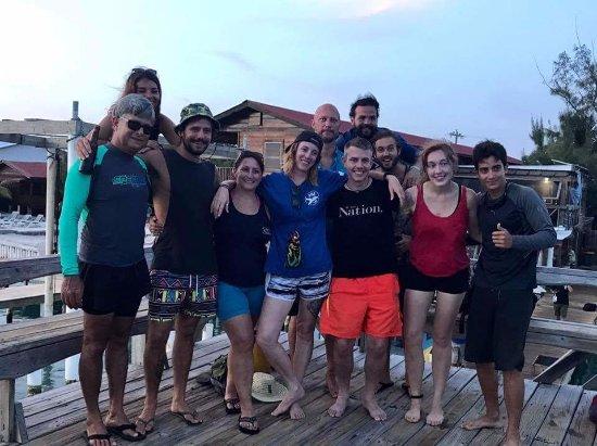 Utila, Honduras: My Rescue Diver Class