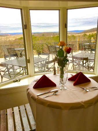 Floyd, VA: Top 100 Restaurant Views in America according to Open Table