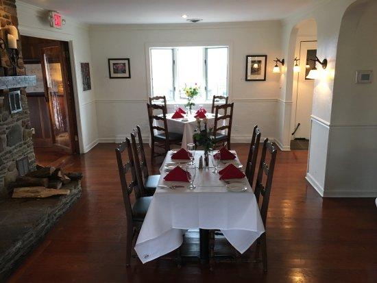 Floyd, VA: Fireside Dining