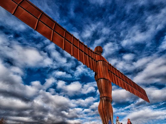 Angel Of The North - ゲーツヘ...