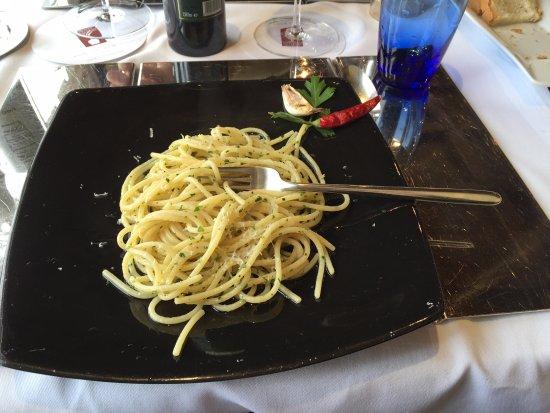 Enoteca Osticcio Osteria: spaghetti