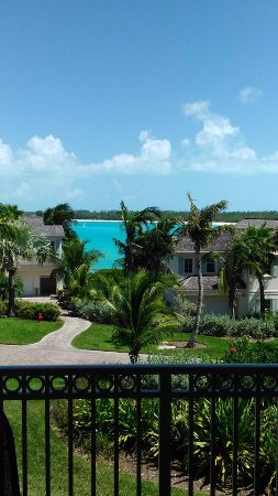 Grand Isle Resort & Spa: View from second floor