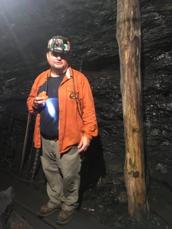 Lackawanna Coal Mine Tour Foto