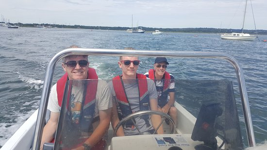 Poole Boat Hire: 20170717_123800_large.jpg