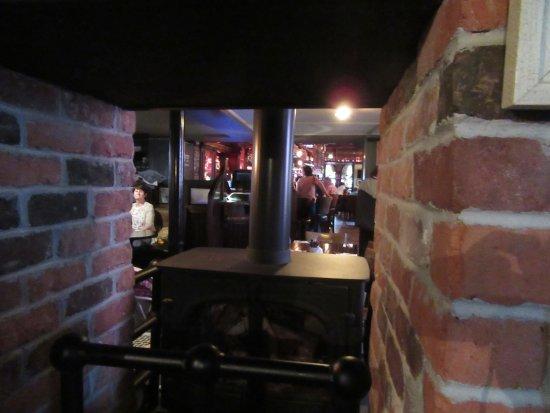 Ennis, Ireland: View of pub